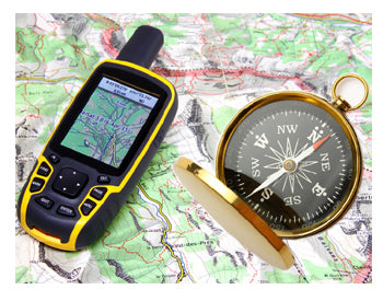 Hunter's prefered navigation devices