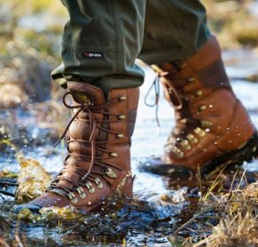 A good hunting season begins with a good pair of boots