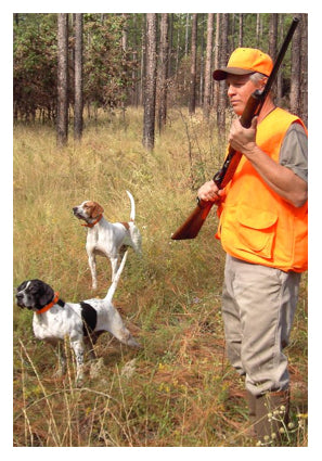 Safety when hunting with firearms