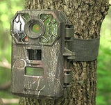 Trail camera in place
