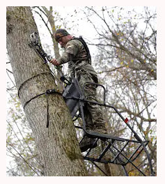 Tree Stand Safe Climbing