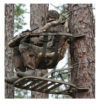 Tree stand hunting safety tips