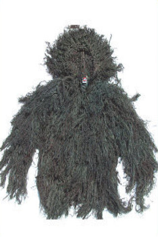 BDU Ghillie Suit Jacket - GhillieSuitShop