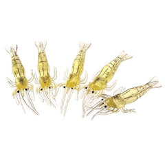 Fishy Smell Soft Prawn Shrimp Fishing Lure Bass Fishing - GhillieSuitShop
