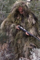 Rothco Ultra Light Long Ghillie Jacket - GhillieSuitShop