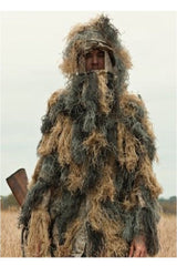 5 Piece Ghillie Suit - Light Weight Outdoor Gear - GhillieSuitShop
