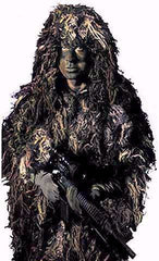 The Complete Ghillie Suit Kit (Bushrag brand) - GhillieSuitShop