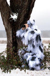 Snow 5 Piece Ghillie Suit - GhillieSuitShop Outdoor Gear