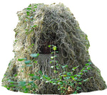 Bulls-Eye Ghillie Hood - Ghillie Suit Shop