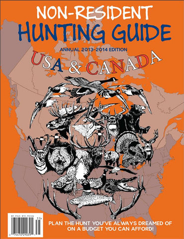 Non-Resident Hunting Guide - GhillieSuitShop