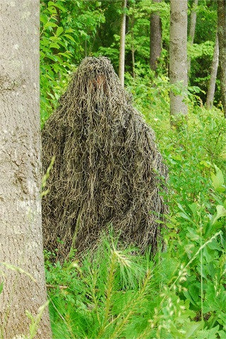 Ultra Light Ghillie BDU Jacket - GhillieSuitShop