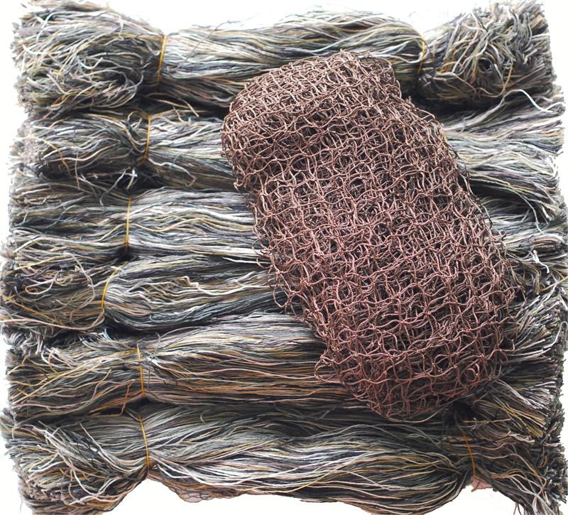 Ghillie Kit - Woodland - Pre Blended Thread - GhillieSuitShop