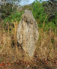 Dessert Ghillie Suit Poncho Jute Thread