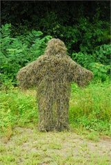 Military Stalker Ghillie Poncho Synthetic thread - GhillieSuitShop