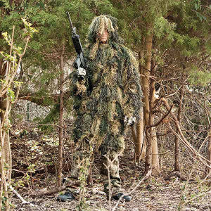 Image result for Cheap Ghillie Suit- A Review