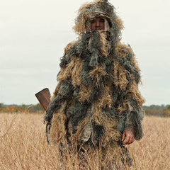 ACU 5 Piece Ghillie Suit - Red Rock Outdoor Gear - GhillieSuitShop
