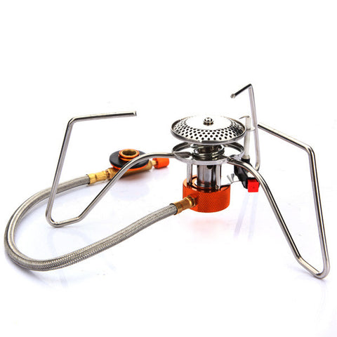 Camping Stove Gas-powered Stove Cookout Butane Burner - GhillieSuitShop