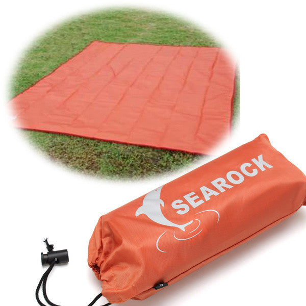SEAROCK Camping Hiking Mat Ultralight Oxford Cloth Mat Tent Mattress - GhillieSuitShop