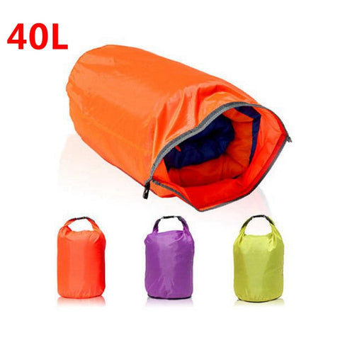40L Waterproof Dry Bag Canoe Floating Boating Kayaking Camping - GhillieSuitShop