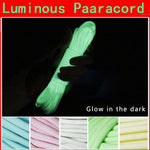 50ft 9Core Multifunction Nylon Paracord Parachute Cord Luminous Glow - GhillieSuitShop