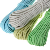 100FT 30m Multifunction Nylon Paracord Parachute Cord Luminous Glow - GhillieSuitShop
