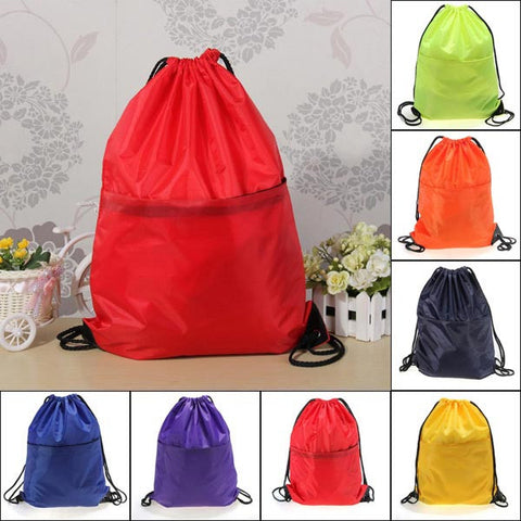 Waterproof Shoe Drawstring Bag Backpack - GhillieSuitShop