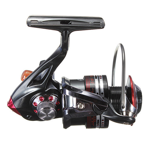 Aluminum 12+1 Ball Bearing Spinning Reels Fishing Reel 5.2:1 LK3000 - GhillieSuitShop