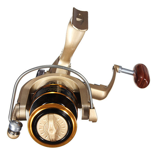 Aluminum 8 Ball Bearing Fishing Line Baitcast Reels PX4000 - GhillieSuitShop