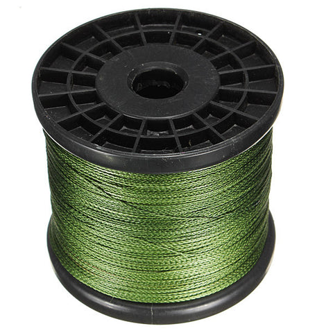 500m Fishing Line PE Dyneema Braided Fishing Line 500m - GhillieSuitShop