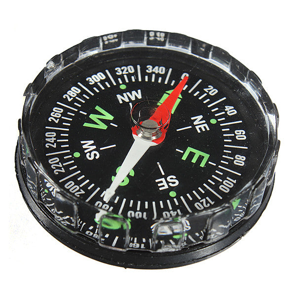 Mini Pocket Liquid Compass Outdoor Survival Navigation Tool - GhillieSuitShop