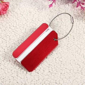 Travel Luggage Baggage Suitcase Address Name Tags Lable Holder - GhillieSuitShop