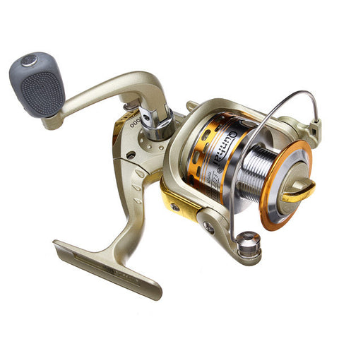 Fishing Reels Spinning Reels Gear SG1000A-SG7000A 6BB Lure Reels - GhillieSuitShop