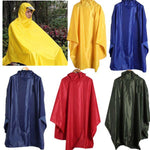Windproof Hooded Cycling Bike Bicycle Raincoat - GhillieSuitShop