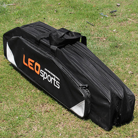 Fishing Rod Pole Bag Storage Case Boxes 3 Layers Holder Tackles - GhillieSuitShop