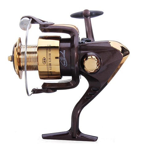 Spool Spinning Fishing Reel Gear Retio BB Three Size HG Brand - GhillieSuitShop