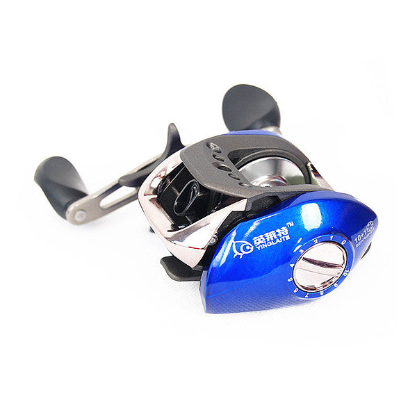 Right Hand 10+1BB Baitcasting Fishing Casting Reels - GhillieSuitShop