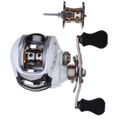 10+1BB Low-Profile Reel High Speed Bait Casting Reel Fishing Reel - GhillieSuitShop