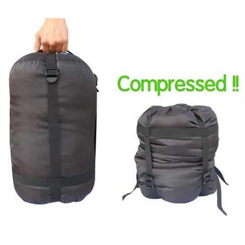 Lightweight Outdoor Camping Sleeping Compression Stuff Sack Bag - GhillieSuitShop