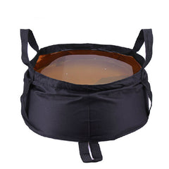8.5L Camping Folding Washbowl Collapsible Travel Hiking Wash-basin - GhillieSuitShop