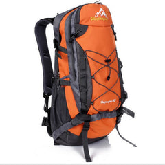 Waterproof Backpack - Camping, Traveling, Mountaineering 40L - GhillieSuitShop