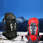 Camping Hiking Traveling Mountaineering Backpack 50L - GhillieSuitShop