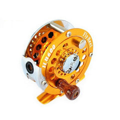 Removable Aluminum Flying Fishing Reels Can Be Swap Left And Right - GhillieSuitShop