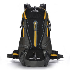 Tactical Hiking Mountaineering Backpack 45L - GhillieSuitShop