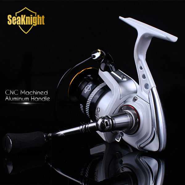 SeaKnight Fishing Reel CM2000-4000 14BB 5.2:1 Metal Spinning Fishing Carp Fishing - GhillieSuitShop