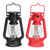 Portable 16 LED Rechargeable Fishing Camping Lamp Light With Compass - GhillieSuitShop