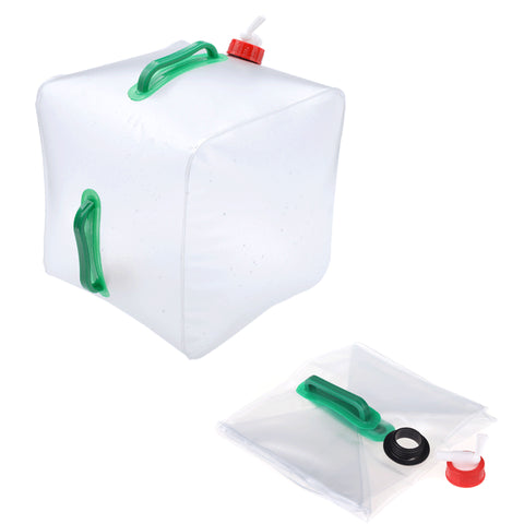 Foldable Water Storage Container Water Bag Water Bottle Water For Outdoor Camping And Hiking - GhillieSuitShop