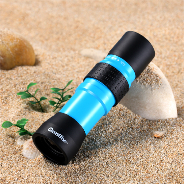 10-30X25 Mini Telescope High Magnification Optical Monoculars Night Vision Telescope - GhillieSuitShop