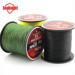 SeaKnight 300M Tri-Poseidon Series Japan PE Spectra Braided Fishing Line 8-60LB - GhillieSuitShop