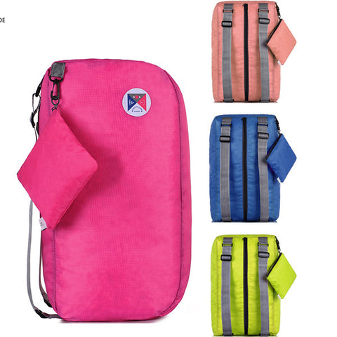 Outdoor Sports Backpack Travel Journey Bag Folding Backpack Rucksack - GhillieSuitShop