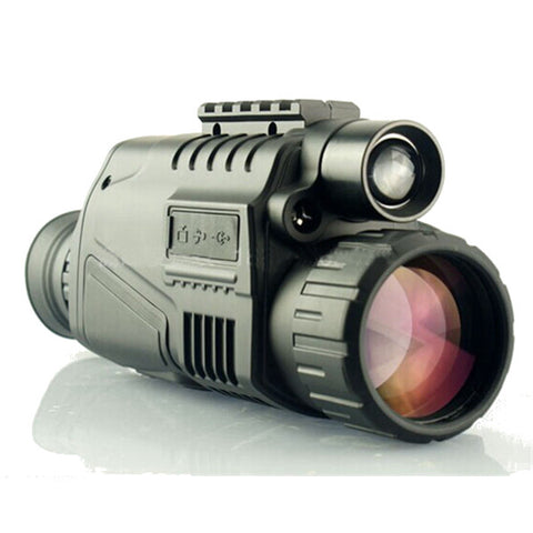 5X40 High Magnification Digital Night Vision Device With Video Output Telescope - GhillieSuitShop
